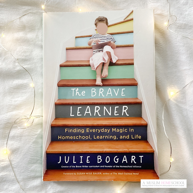 The Brave Learner - homeschool book recommendation