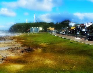 Prainha e Morro do Farol, em Torres
