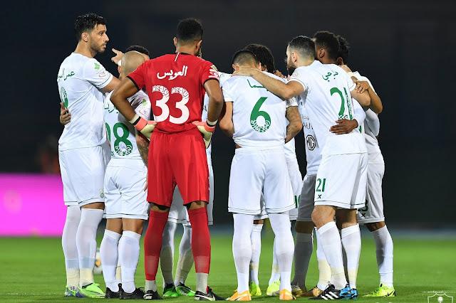 موعد مباراة الأهلي السعودي والرائد القادمة في الدوري السعودي والقناة الناقلة