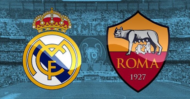 Real Madrid x Roma ao vivo online Champions League 2016