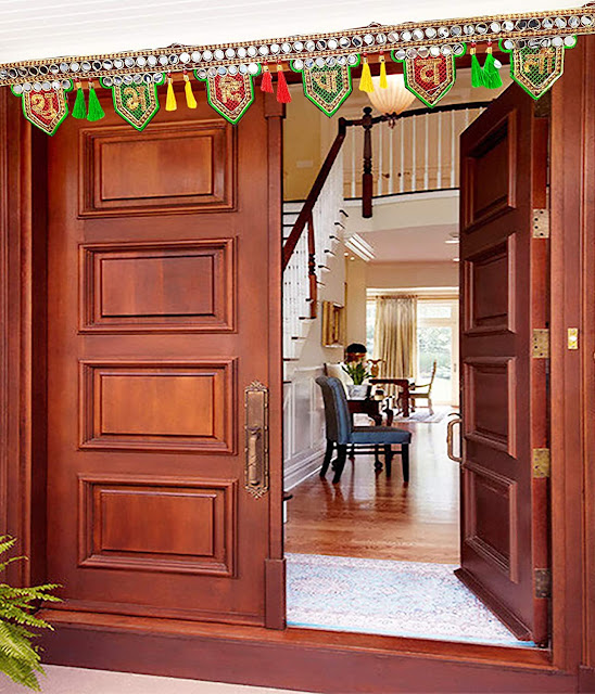 Subh-labh-door-hangings