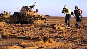 بعد مقتل الرئيس..مغاربة تشاد يستنجدون بالملك لإنقاذهم من جحيم الحرب