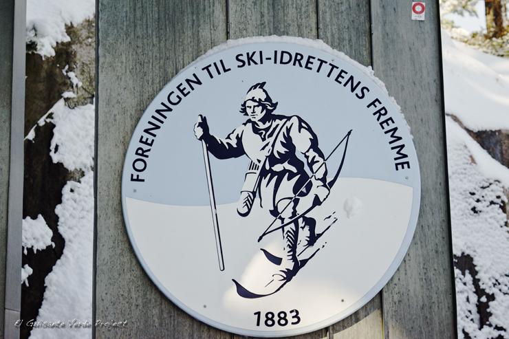 Museo del Esquí en Holmenkollen, invierno en Oslo por El Guisante Verde Project