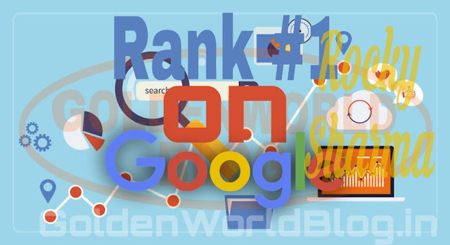 Rank #1 on Google Using 7 Free SEO Tools