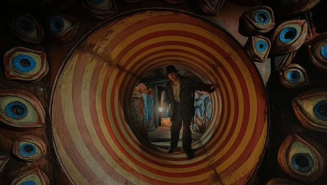 Imatges de NIGHTMARE ALLEY, nova pel·lícula de Guillermo del Toro