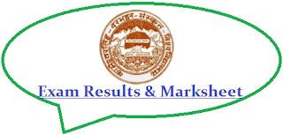 Kameshwar Singh Darbhanga Sanskrit University Result 2021