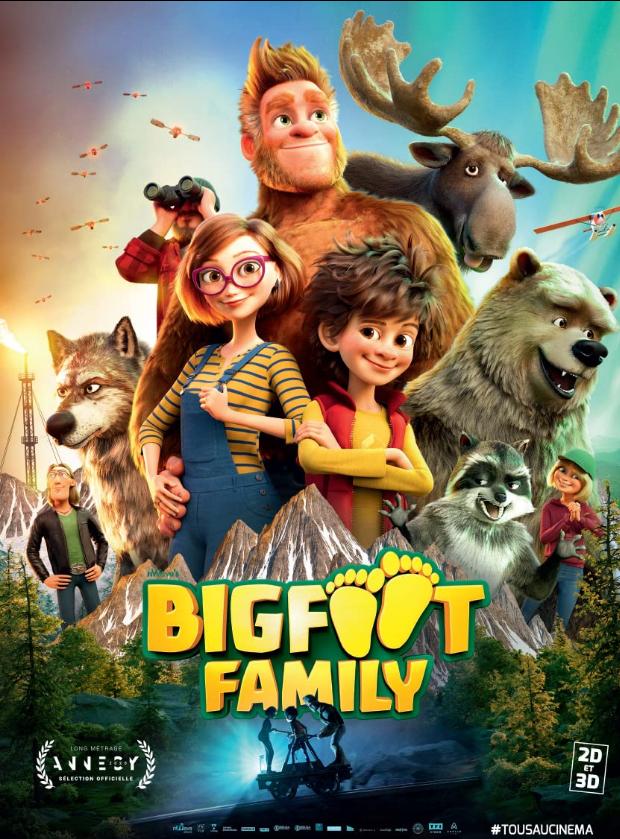 Movie Bigfoot Family 2020