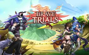 Brave Trials Apk Mega MOD