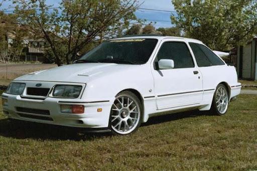 Колеса и шины Sierra Sapphire RS Cosworth 4WD