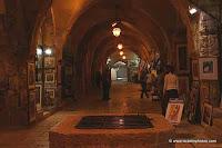 Jerusalem's Cardo (Jewish Quarter, Old city of Jerusalem)
