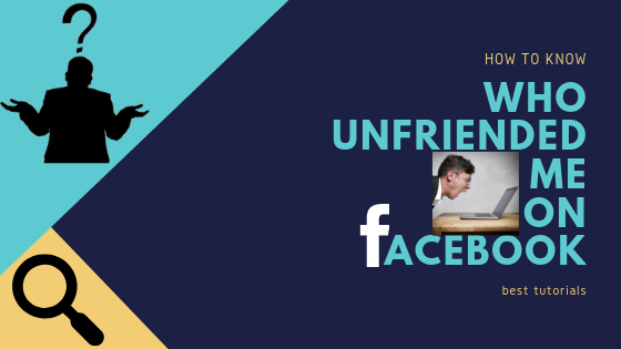 How To Find Who Unfriended You Facebook<br/>