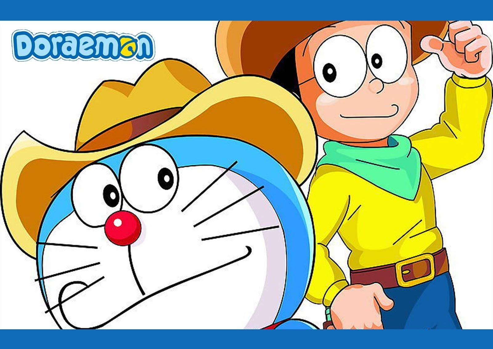 Ampuh abis Kumpulan Gambar Doraemon Lucu dan Unik