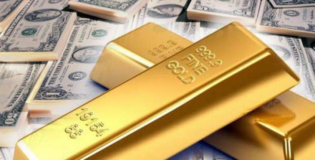 سعر الذهب اليوم 3-12-2019 يواجة ثبات طول الاسبوع