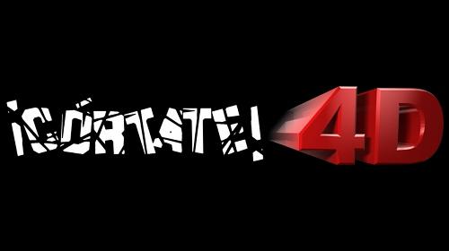 ¡CÓRTATE! 4D