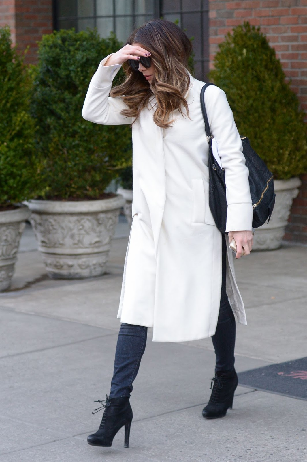 HQ Photos of Kate Beckinsale Out In New York City