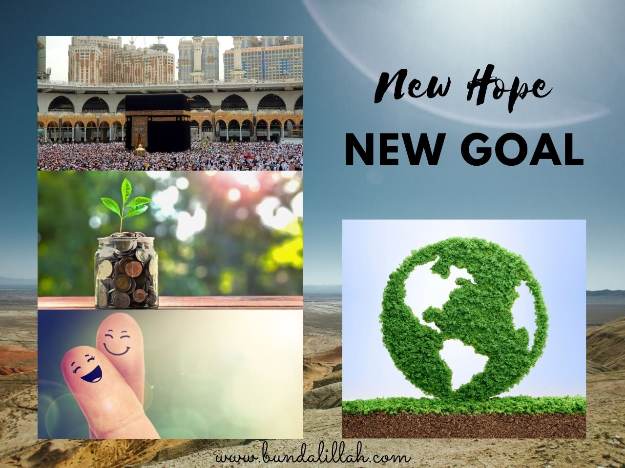 New Hope, New Goal
