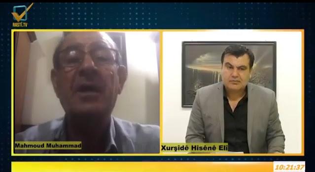 حوار مع ممثل حزب الوحدة الديمقراطي الكردي في إقليم كردستان محمود محمد أبو صابر (+ فيديو)