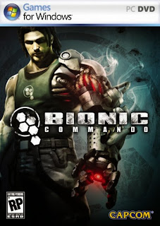Bionic Commando PC Game Free Download