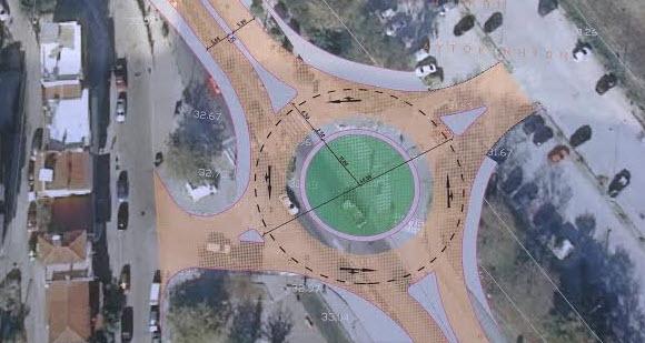Kυκλικός κόμβος στην πλατεία Ζέρβα: Ξεκινά ένα πολύ σημαντικό έργο για την οδική ασφάλεια και την καθημερινότητα της Άρτας