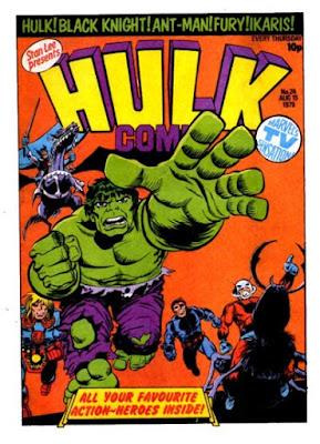 Hulk Comic #24