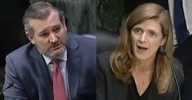 Watch: senator Ted Cruz confronts Biden's USAID pick over her pro-Iran & pro-Hamas bias