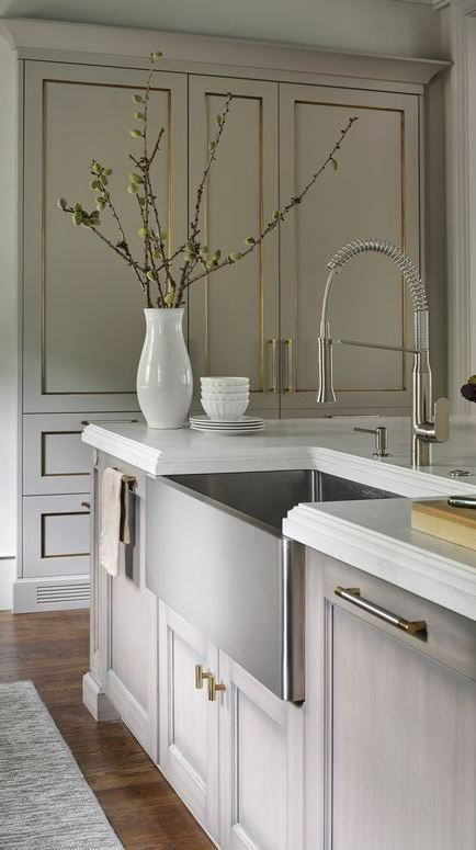 White Kitchen of the Year