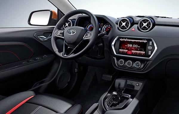 Interior Soueast DX3 Pininfarina