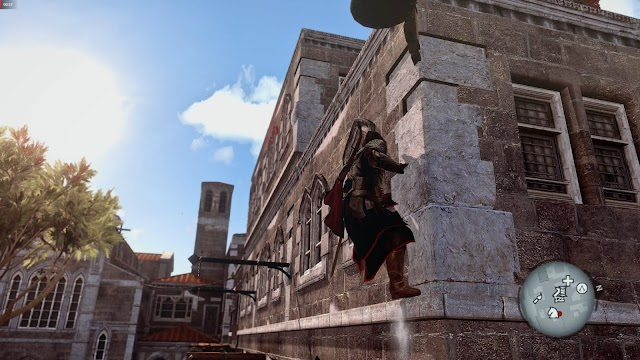 Assassin's Creed Brotherhood Photorealistic Ray Tracing PC Remastered Graphics 4K Texture Mod DOWNLOAD 2020