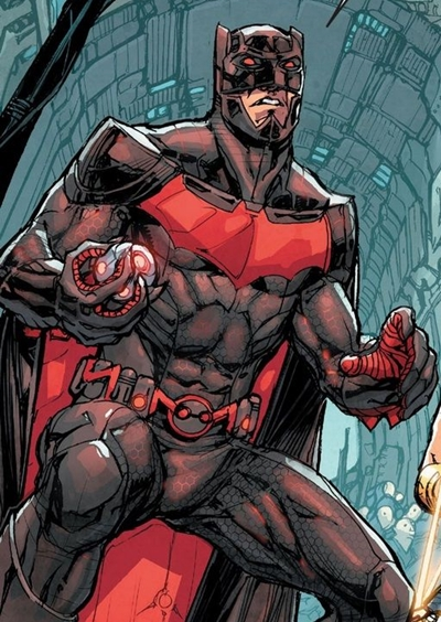 El Batman de la Justice League 3000