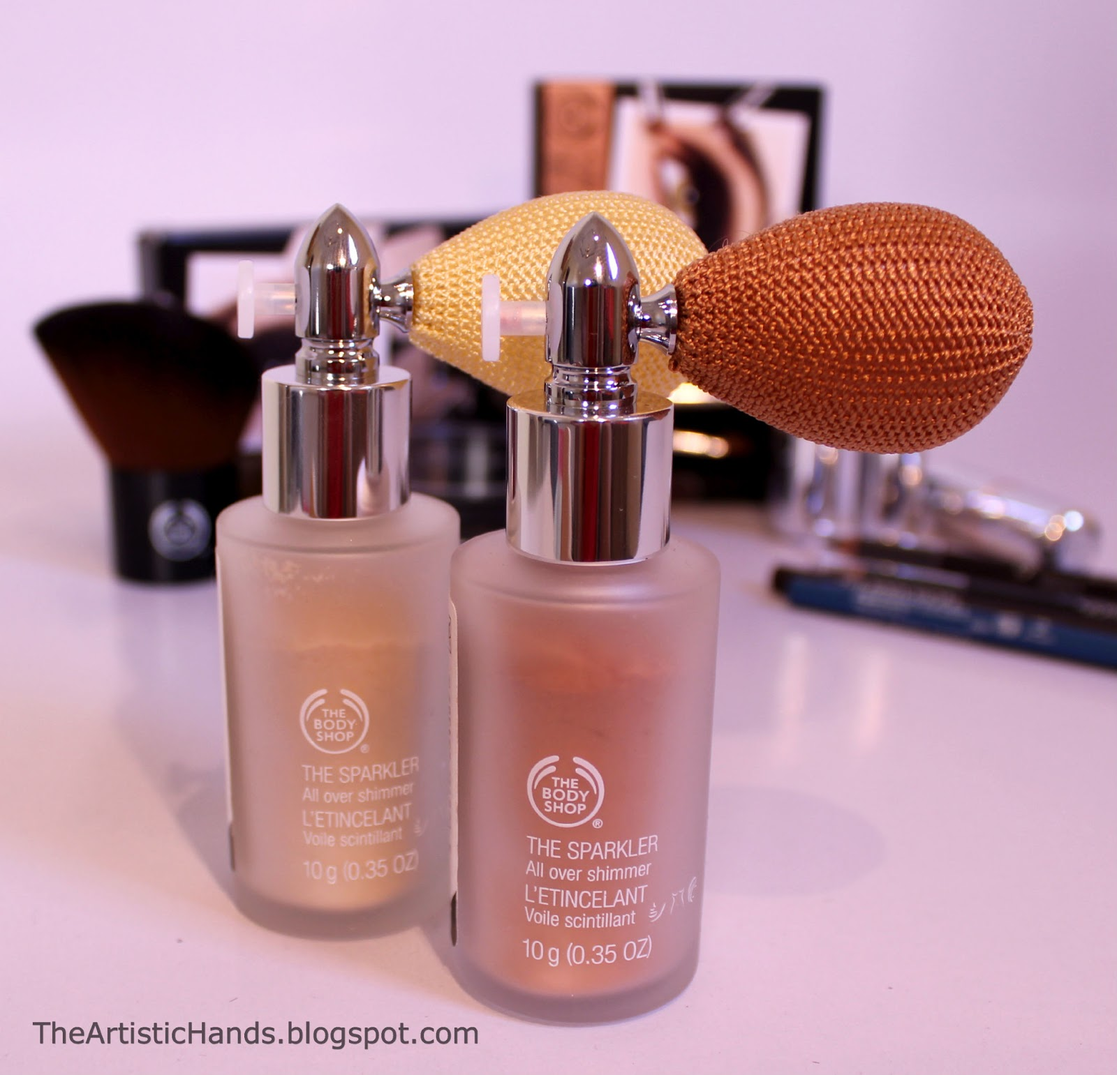 60254219d Review | Swatches: The Body Shop Winter Makeup Collection 2013 ريفيو ...