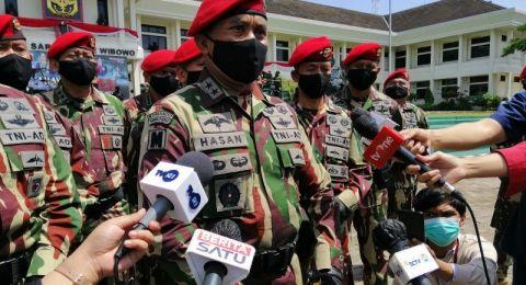 Danjen Kopassus Minta Purnawirawan Tidak Pakai Baret Merah di Tempat yang Menimbulkan Kontroversi