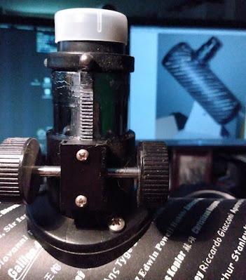 focuser on my 76 mm Newt