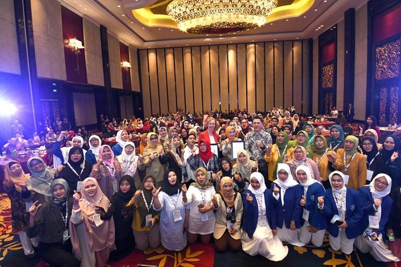 Atalia Ridwan Kamil Dukung Tech to Impact untuk Perkuat Ekonomi Perempuan Disabilitas di Jabar