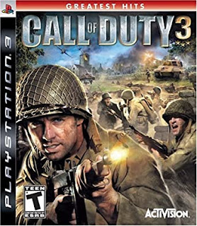 Call of Duty 3 PS3 Torrent