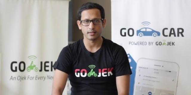 gojek, startup, online, indonesia, teknologi online