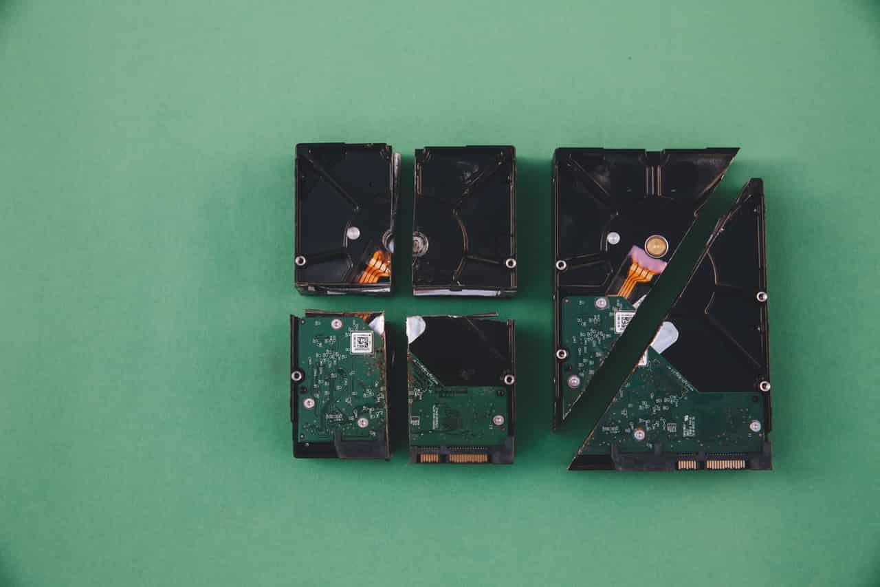 Mengubah Partisi Hard Disk Dari Dynamic Menjadi Basic
