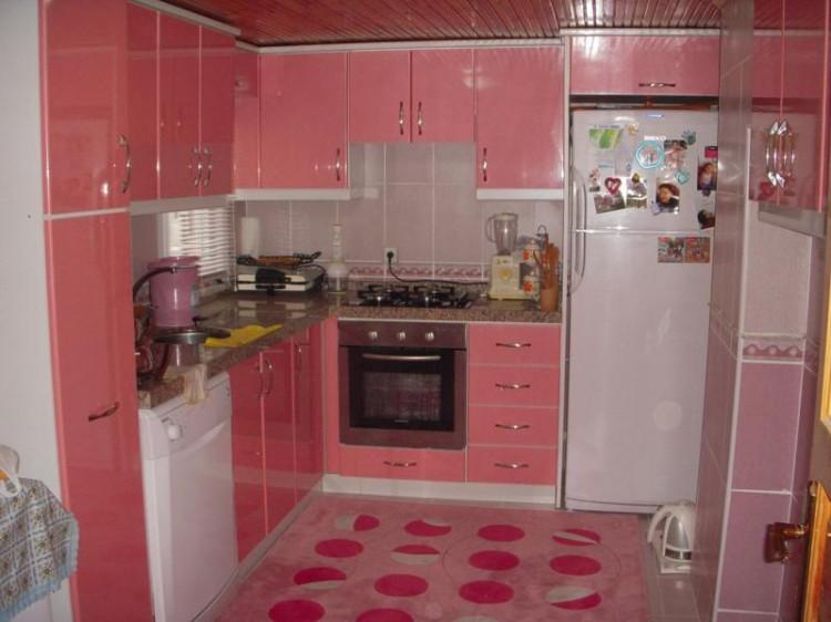 decorating Decoração de Cozinha Cor de Rosa