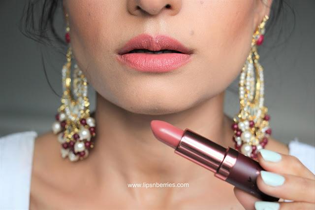 Karen murrell nude pink lipstick