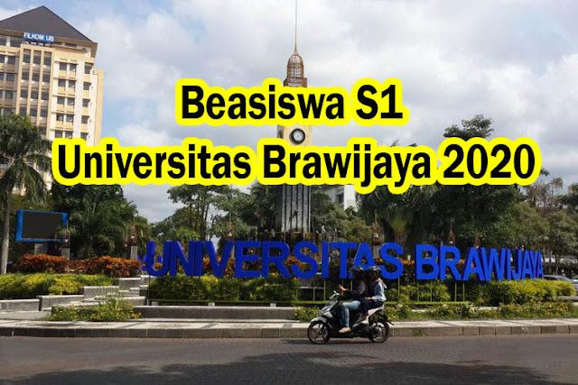 Beasiswa S1 Universitas Brawijaya 2020