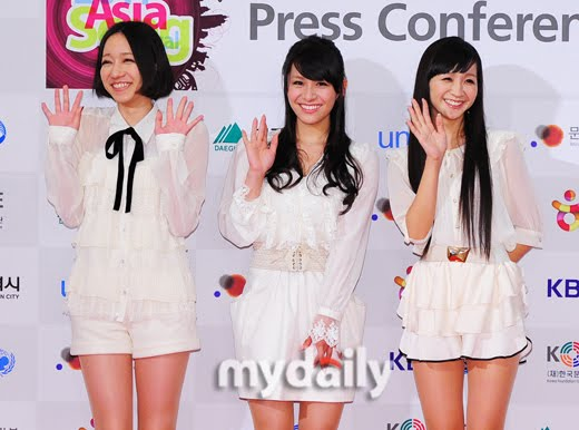 girl group japanese Asian
