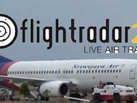Cara Melihat Rute Pesawat Dengan FlightRadar24
