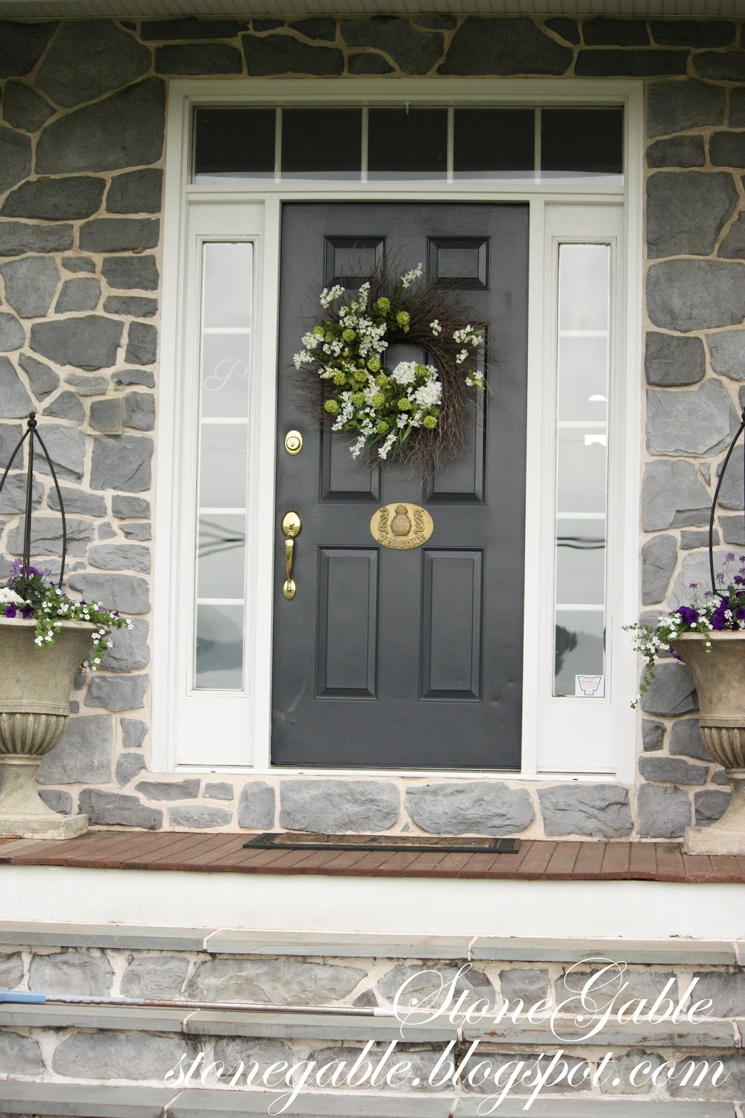 Stonegable Summer Wreath Tutorial