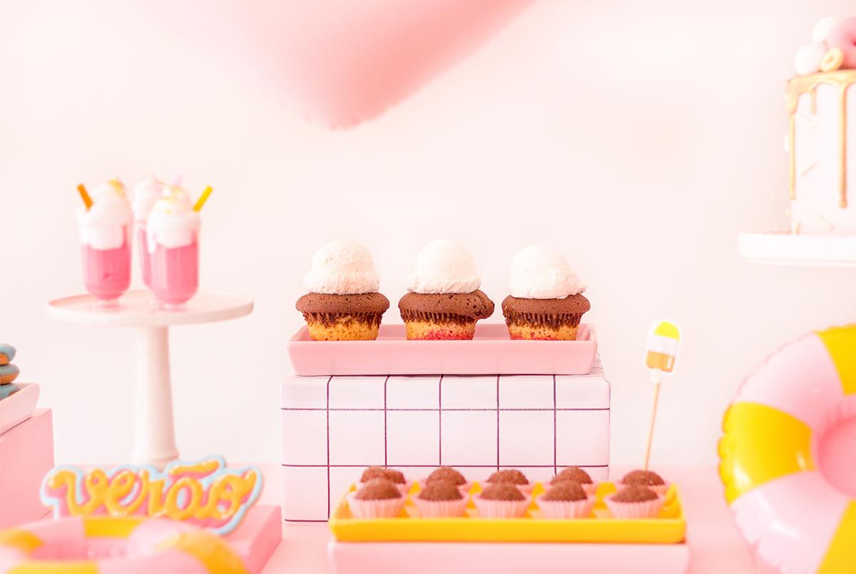 cupcake sorvete ju cupcakeando brasilia