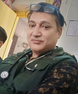 वन मैन आर्मी:डॉ अरुण सिंह गौतम  | #NayaSaberaNetwork