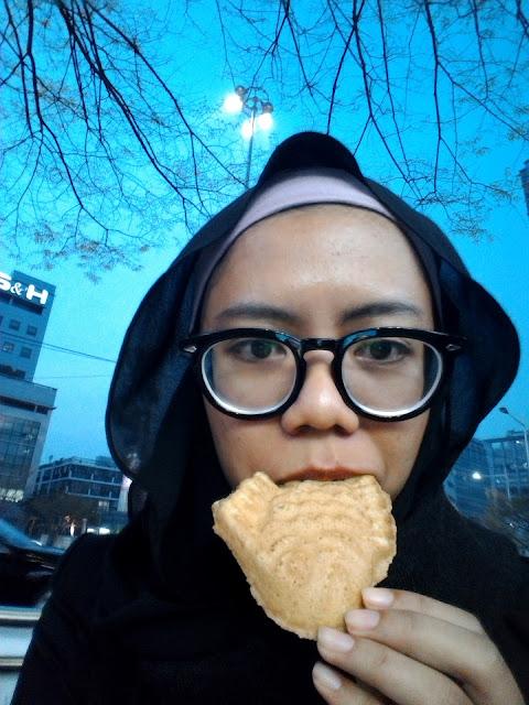 10 days around south korea: bungeoppang