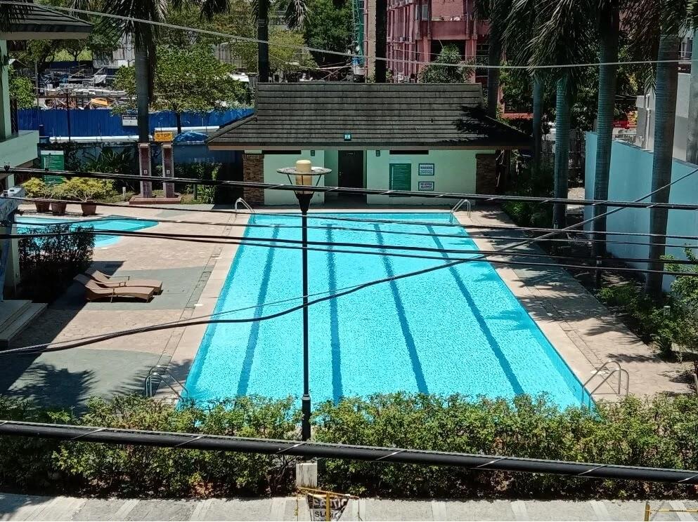 Vivo Y12s Camera Sample - Pool, 2x Zoom