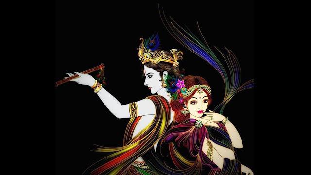 Best Radha Krishna Wallpaper