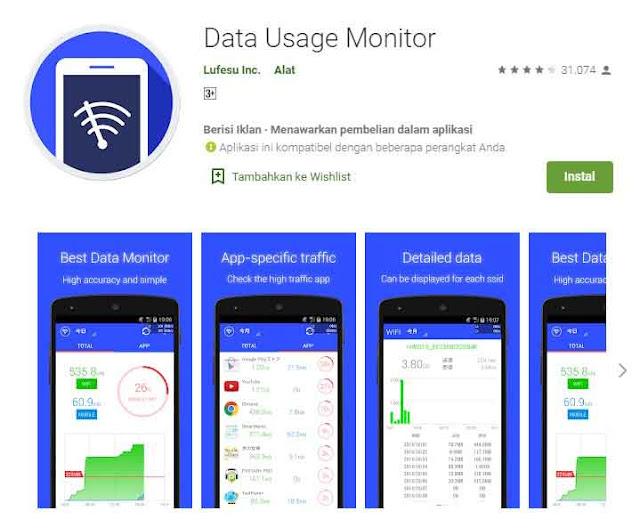 Daftar aplikasi untuk menghemat kuota internet