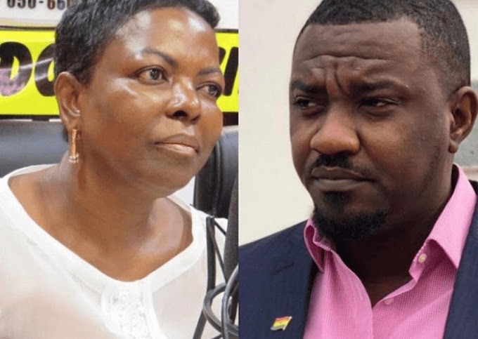 John Dumelo calls out MP for Ayawaso for keeping mute on GIMPA road robberies