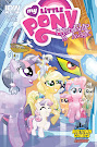 MLP Friendship is Magic #4 Comic Cover Midtown Comics Variant